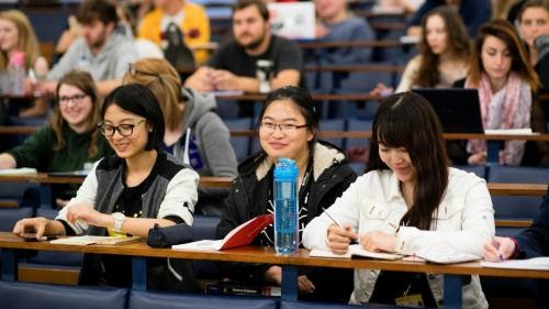 Chinese students have become a crucial source of fee income for many British universities